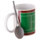 Deportes Tenis taza de café