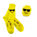 wholesale Stockings & Socks:Emoji Socks - Cool sock