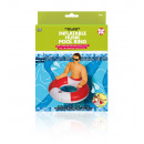 wholesale Aquatics & Beach: Auflasbarer  floating ring with man
