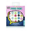 Push Pins Anstecknadeln 20 Stück im Set