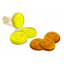 grossiste Cadeaux et papeterie:emoji Keksstempel
