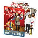 grossiste Cadeaux et papeterie: Shakespeare Habillez Aimants