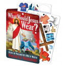 wholesale Magnets:Jesus Dress up Magnets