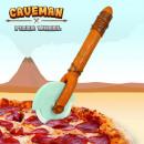 groothandel Potten & pannen:Stone Age Pizza Cutter