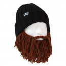 wholesale Toys: Barbarian Vagabond hat with brown beard