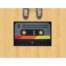 Doormat 60x40 Tape 2