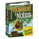 mayorista Cuadernos y blocs: Las notas musicales notepad