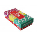 groothandel Kleding & Fashion: Sneaker sokken ligt in geschenkverpakking ...