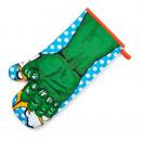 wholesale Kitchen Utensils: Superhero Oven Glove - Green Man