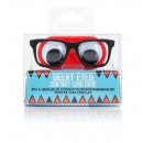 wholesale Reading Glasses: Geeky eye contact lens case