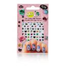groothandel Speelgoed: Nail Art Stickers Cat Crazy