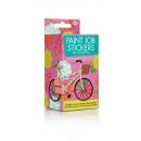 Großhandel Fahrräder & Zubehör:Fahrrad Sticker - Blumen