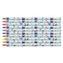 grossiste Cadeaux et papeterie:Crayons Pirate colorier