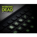 wholesale Computers & Accessories: Zombie stickers for keyboard glow in the dark