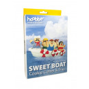 Sweet Cookie  Cutter boat and stand