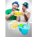 wholesale Drinking Glasses:Beer mug of ice form