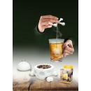 Tea infuser skull