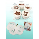 wholesale Kitchen Gadgets:Cappuccino stencils