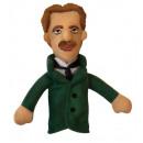 Tesla finger puppet
