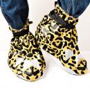 Festival Feet Animal - Leopard