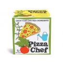 grossiste Articles Cadeaux: Semez & Grow,  Pizza Chef - Gesckenk Box