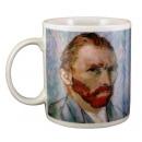 Van Gogh Kaffeebecher