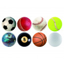 groothandel Tafellinnen:Sport Coaster