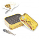 Snack Piekser  sardines Set of 6 in box