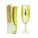 wholesale Drinking Glasses: XL champagne glass 0.75 liter