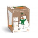 grossiste Cadeaux et papeterie:Me Grow Ho Ho Ho Snowman