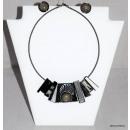 Großhandel Schmuck & Uhren:Cooles Set Modeschmuck