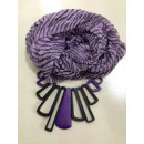 CHAIN ​​SCARF IN BEAUTIFUL COLORS