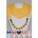 wholesale Fashion & Apparel: CHAIN ​​SCARF IN BEAUTIFUL COLORS
