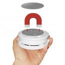 Großhandel Brandschutz: 8 cm Magnethalterung für Rauchmelder ...