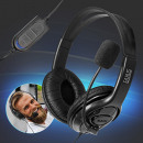 wholesale Computers & Accessories: Stereo Gaming Headset for PS4 and Computer, kabelg