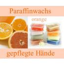 mayorista Esmalte de uñas: La cera de parafina Naranja 400gr.