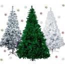 Künstlicher Weihnachtsbaum Tannenbaum 150cm