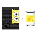 Großhandel Bettwäsche & Decken:Plaid Polar SpongeBob