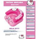 Stuhl -  aufblasbares Hello Kitty