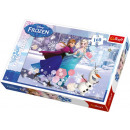 Puzzel Frozen puzzel 160 stukjes