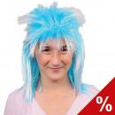 Wig Blue