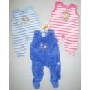 Baby-Strampler in schönen Farben