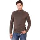 Großhandel Pullover & Sweatshirts: THERMOFORM ©  Herren Rollkragen Pullover Langarm Sw