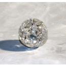 Boule en verre cristal SPLITTER EFFECT