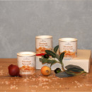 Runddose 200 g, Tafelsalz orange, ca. 0,5-1 mm