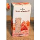Großhandel Nahrungs- und Genussmittel: Kristallsalz, Faltschachtel Cube, 400 g, ca. ...