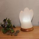 Cristal de sel éclairé ENGEL White Line, env.19cm