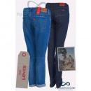 Großhandel Jeanswear: Markenjeans für  Damen und Herren - Mix aus Europa