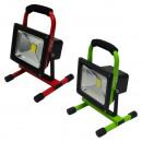 LED-schijnwerper, buitenlampen (Rechargeable