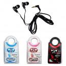Headphones, In-ear plugs, inner ear headphones